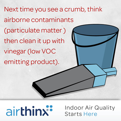 Airthinx Social Media - Cleaning
