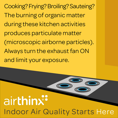 Airthinx Social Media - Cooking