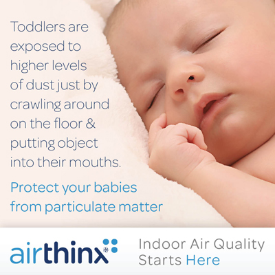 Airthinx Social Media - Toddlers
