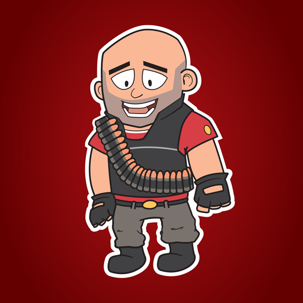 Team Fortress 2 Heavy