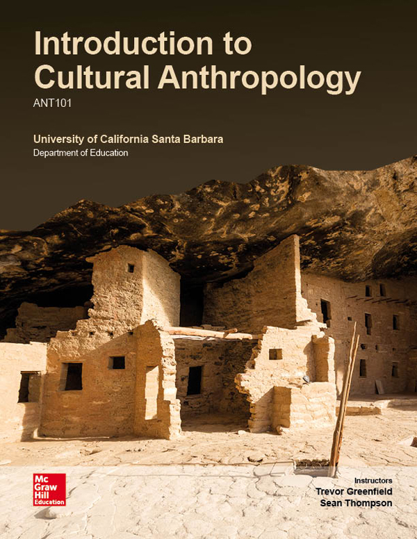 McGraw-Hill Anthropology Template Cover
