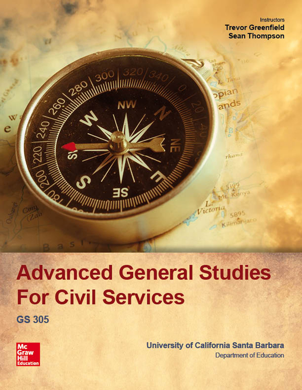 McGraw-Hill General Compass Template Cover