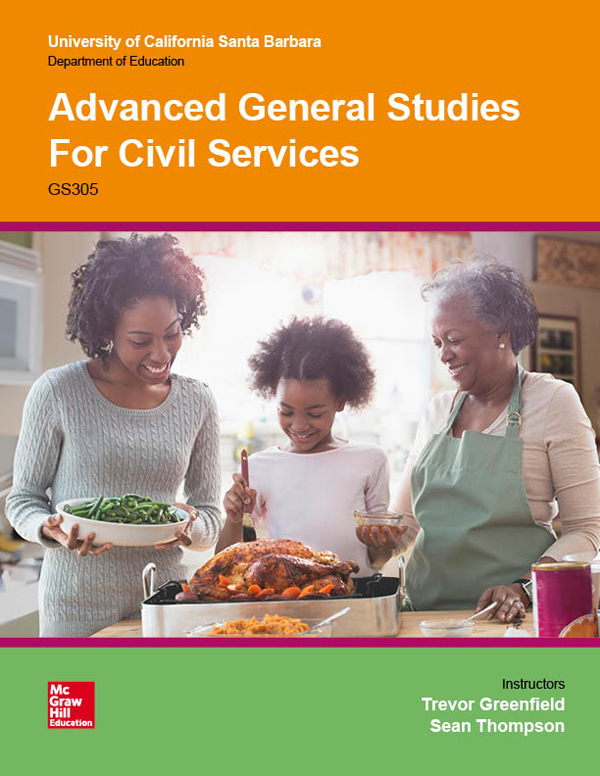McGraw-Hill Cooking Family Template Cover
